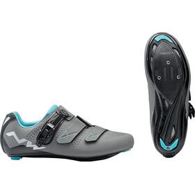 Northwave Verve 2 SRS Shoes Women anthra/aqua